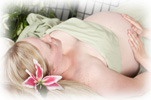 Prenatal Massage Services Provided to Customers at Healing Hands Therapeutic Massage & Bodywork